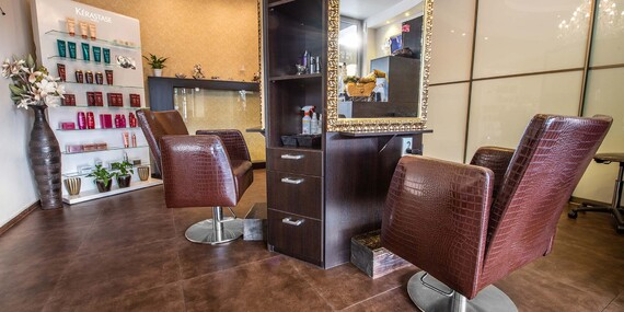 Kompletný vlasový balík v salóne La Touche pre náročných/Bratislava – Ružinov
