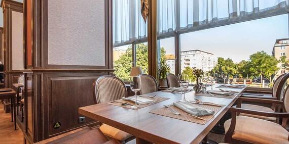 Sviatočné zimné menu vApollo Hoteli****/Bratislava - Ružinov