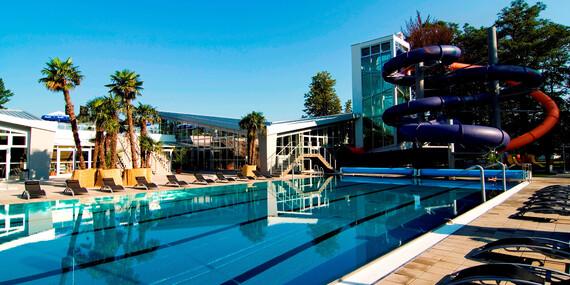 Relax s polpenziou, celodenným vstupom do aquaparku a ubytovaním v Liečebnom dome VEĽKÁ FATRA ****/Turčianske Teplice