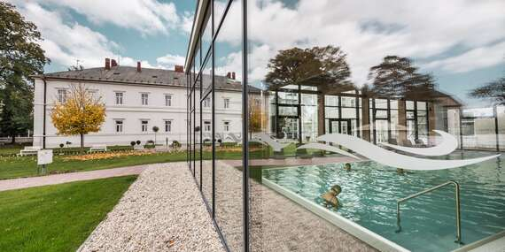 Týždenný liečebný pobyt s plnou penziou a až 12 procedúrami v Hoteli Granit Piešťany*** - kúpeľný ústav F. E. Scherera/Piešťany
