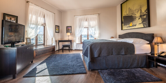 Dovolenka v Château Appony**** s wellness, polpenziou a bonusmi, možnosť bývania v luxusných apartmánoch od 1 noci/Topoľčany - Oponice
