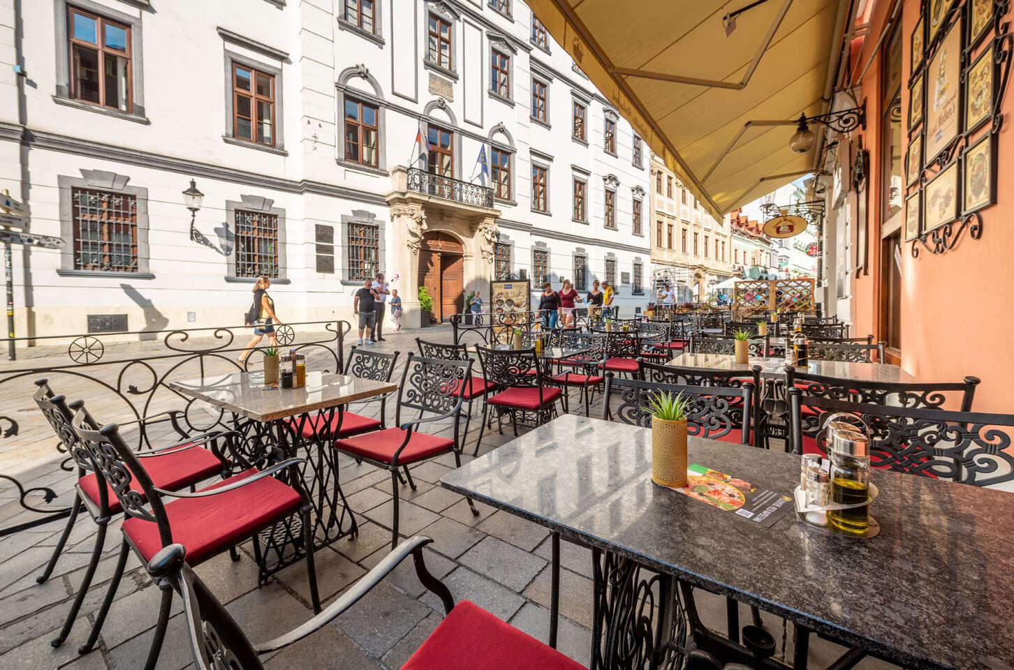 Slovenské degustačné menu pre 1 osobu v Grand Mother's Slovak Pub