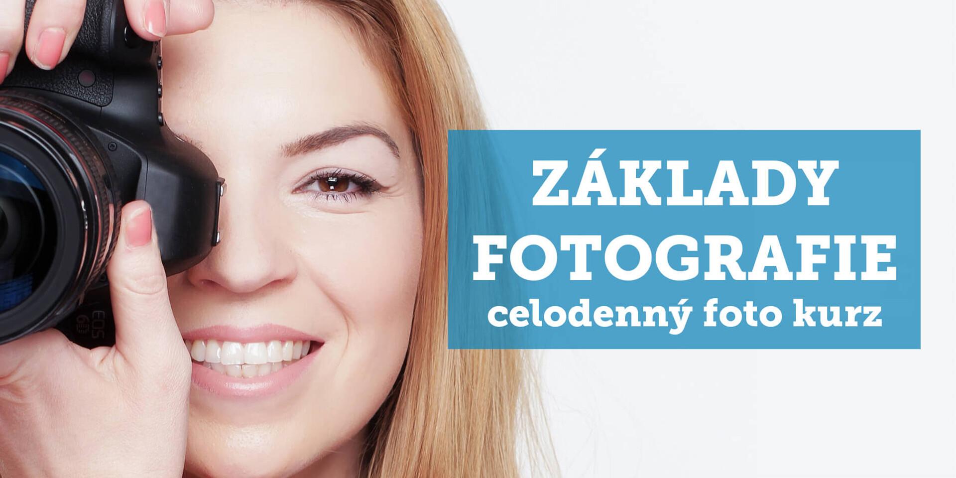 Celodenný kurz fotografie pre začiatočníkov od Photo Studio Zweng