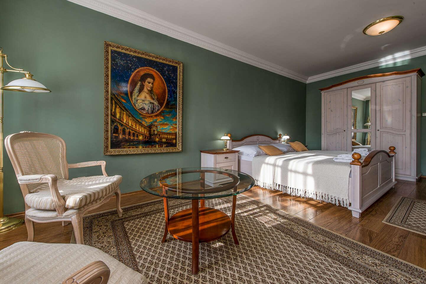 Pobyt pre dvoch s raňajkami v hoteli Carpe Diem**** v centre Prešova
