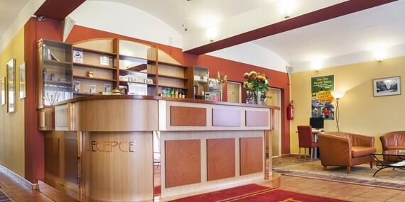 Pohodlné ubytovanie v hoteli Seifert**** blízko centra Prahy aj autobusovej stanice Florenc/Praha - Česko