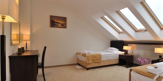 Relax v najkrajšom kúpeľnom meste Poľska v hoteli 4 Pory Roku & Spa s prestížnym ocenením/Poľsko - Krynica - Zdrój
