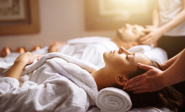 Romantické párové masáže v trvaní do 100 minút, ideálny darček na Valentína