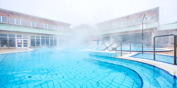 Pobyt v Aqua Hoteli Termál*** len 40 km od Bratislavy s neobmedzeným kúpaním a wellness / Maďarsko - Mosonmagyaróvár