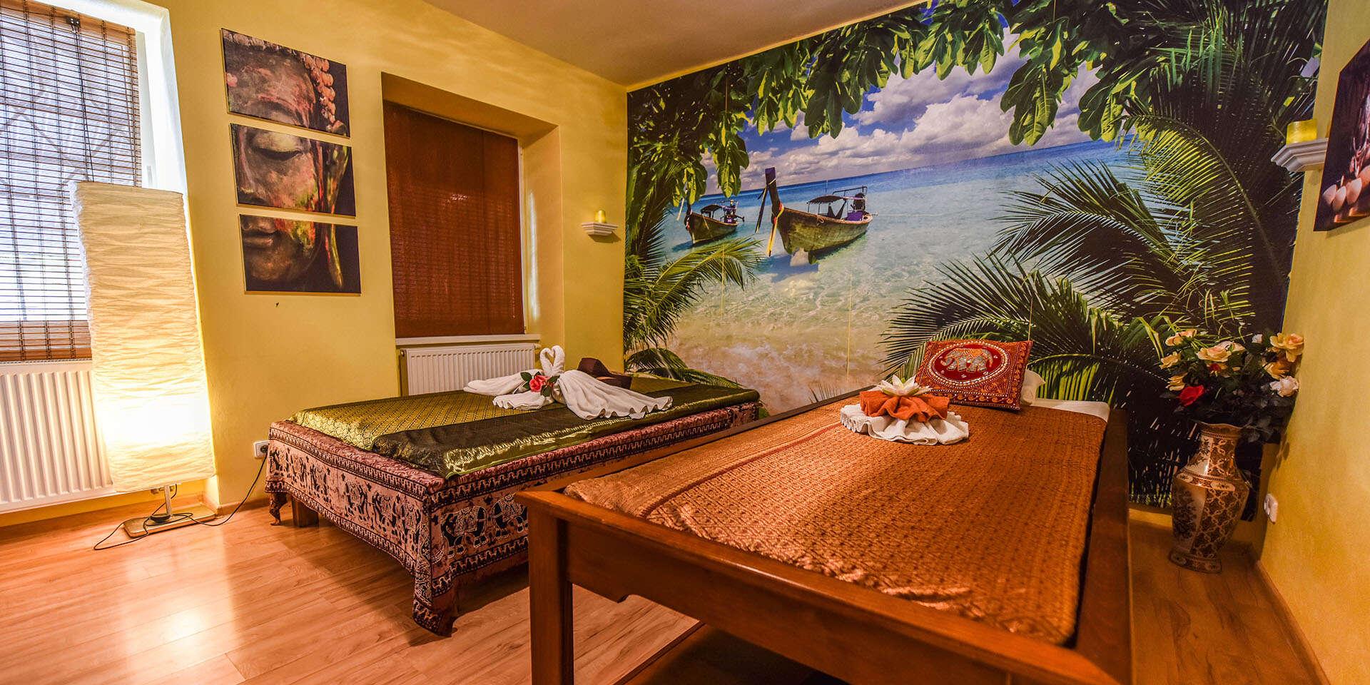 Obľúbené masáže od pravej Thajčanky v Thai massage Chang na Obc...