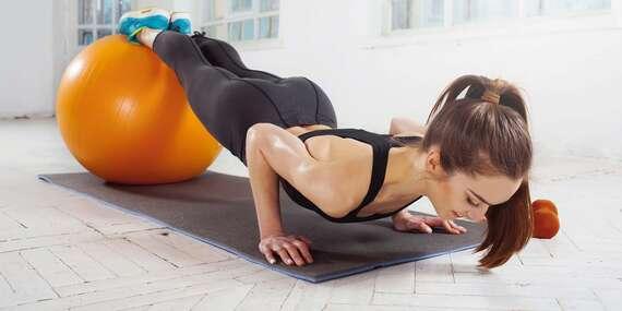 Pilates, fitlopty alebo Port De Bras počas septembra a októbra 2020 v Sunflowerstudiu/Bratislava - Petržalka, Ružinov, Dúbravka