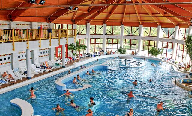 Pobyt v maďarských termáloch s wellness, polpenziou a možnosťou ALL INCLUSIVE v hoteli Park Inn Zalakaros***