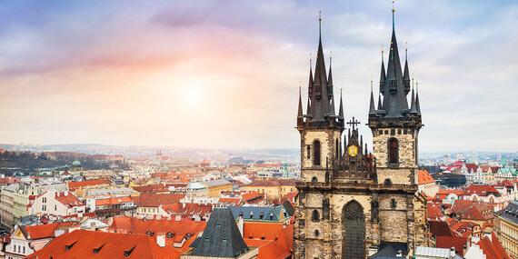 Lacné ubytovanie v Prahe len 5 minút pešo od Václavského námestia s dlhou dobou platnosti, až do septembra 2019/Praha