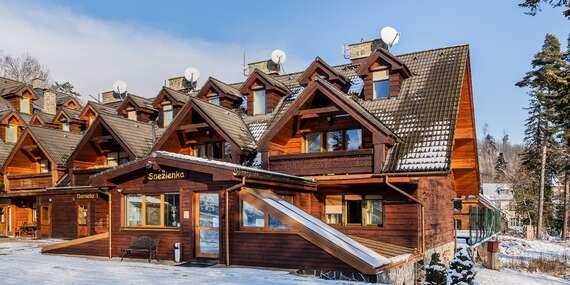 Tatranský relax v penzióne Snežienka s raňajkami a ubytovaním pre dieťa do 5 rokov/Vysoké Tatry - Tatranská Lomnica