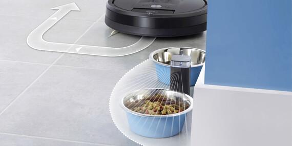 iRobot Roomba® 980 - pokročilejší robotický vysávač s vlastnou aplikáciou/Slovensko