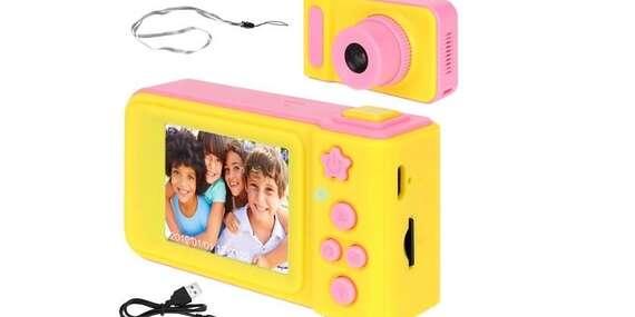 Veselý detský digitálny fotoaparát/Slovensko