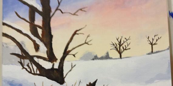 5-týždňový kurz maľby akrylom pre začiatočníkov a mierne pokročilých/Bratislava – Staré Mesto
