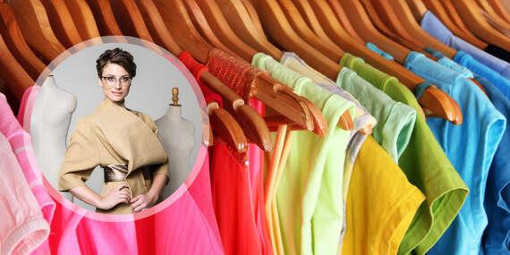 Farebná explózia vo vašom šatníku - vďaka Lubitsa Styling zistíte, ktoré odtiene vám naozaj idú/Bratislava, Slovensko