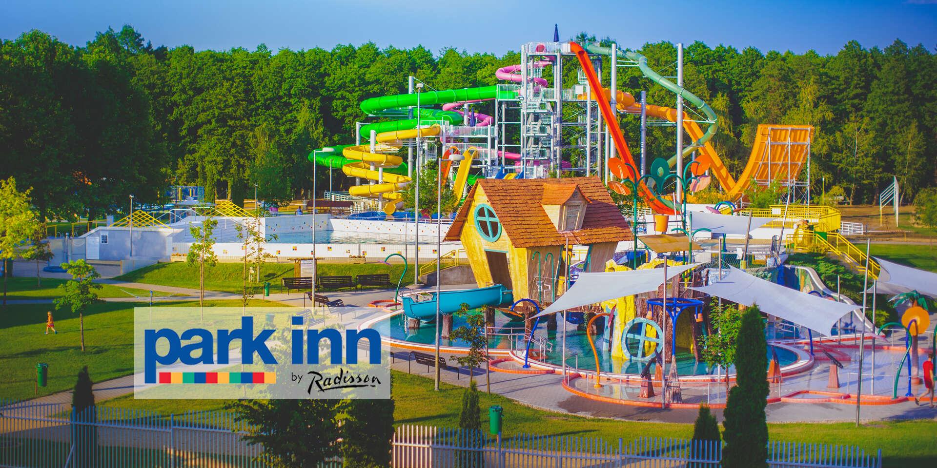 Leto v termáloch v Hoteli Park Inn Sárvár**** alebo Park Inn Zalakaros**** s polpenziou a deťmi zdarma