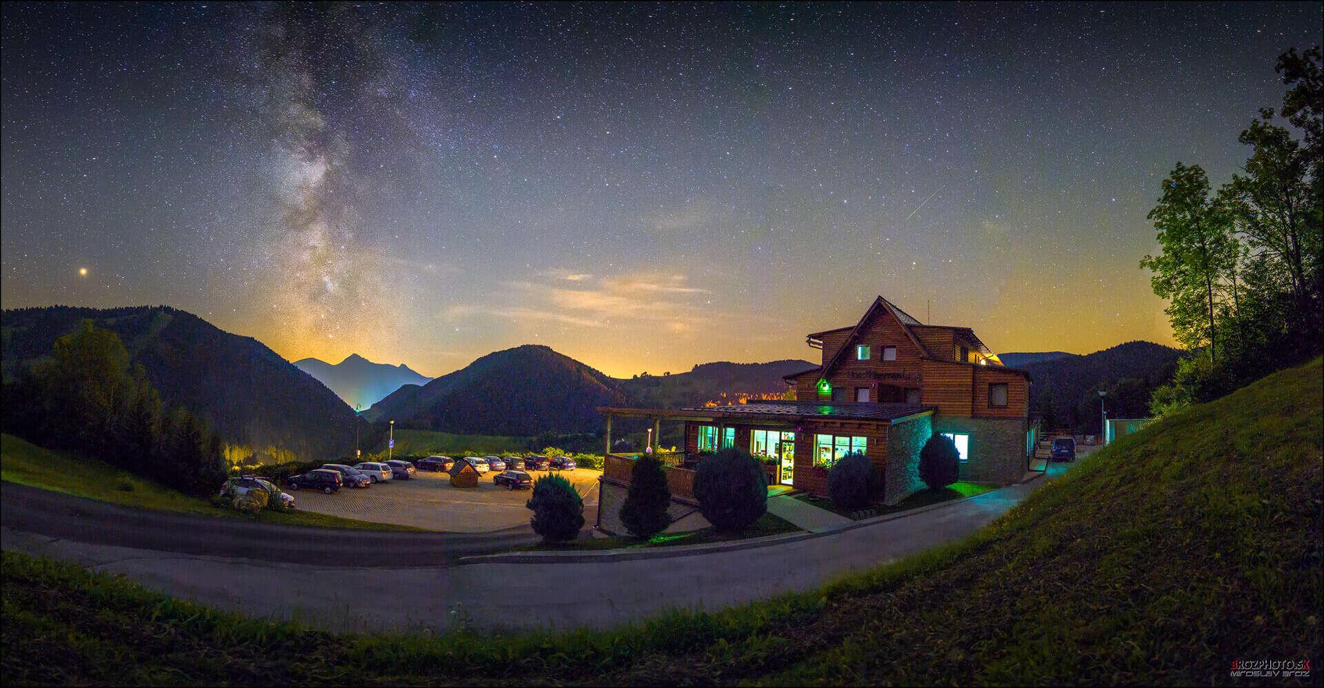 Hotel Havrania