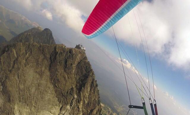 Nezabudnuteľný paragliding v tandeme vo Vysokých Tatrách.