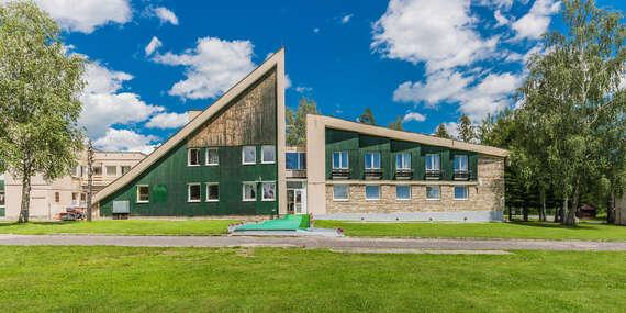 Pobyt vo Vysokých Tatrách v hoteli Tatranec** s polpenziou / Vysoké Tatry - Tatranská Lomnica