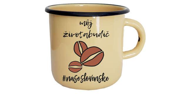 Smalťáčiky s originálnym motívom od slovenských tvorcov.