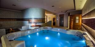Wellness centrum v hoteli Glamour**** je miesto ako stvorené pre chvíle oddychu