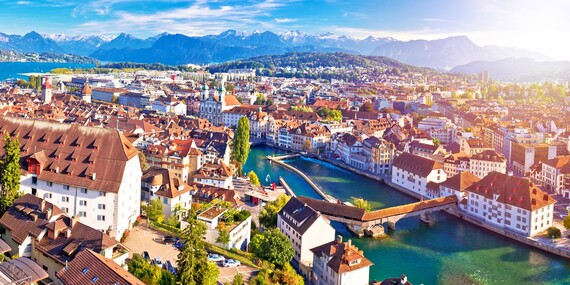 Užijte si třídenní autobusový zájezd do Švýcarska a obdivujte krásu Luzernu i karnevalový průvod/Švýcarsko - Luzern