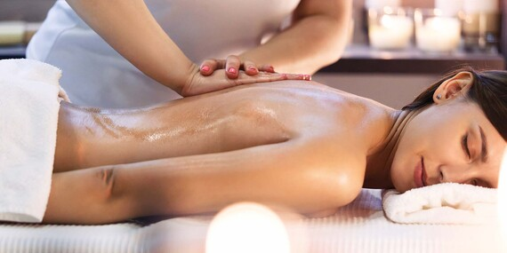 Celotelové masáže v Dúbravke – klasická, havajská, masáž lávovými kameňmi alebo bankovanie / Bratislava – Dúbravka