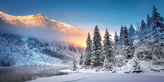 Zimná dovolenka s polpenziou a wellness v najkrajšej časti našich Tatier/Ždiar - Belianske Tatry