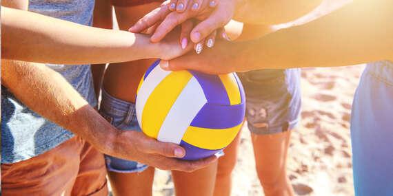Beach volejbal na Patrónke cez týždeň aj cez víkend (1 kupón pre celú skupinu)/Bratislava