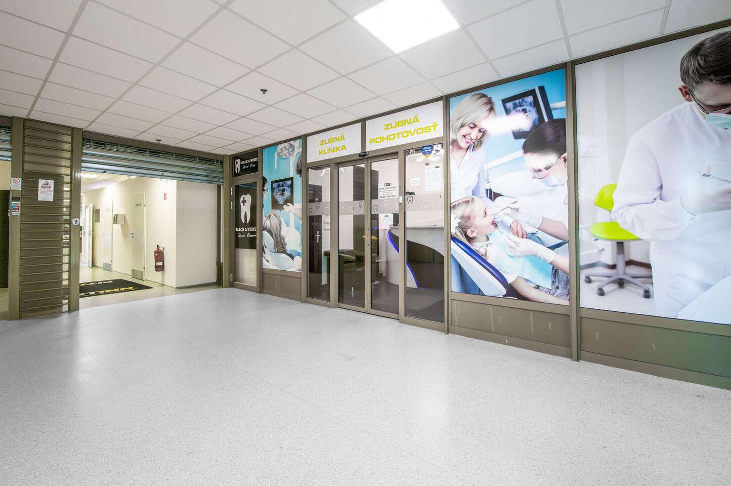 Black & White Dental Clinic: Dentálna hygiena pre deti s inštru...