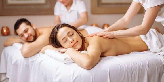 90 minut odpočinku pro dva: masáž, bahenní zábal a infrasauna na Vinohradech/Praha 2 - Vinohrady