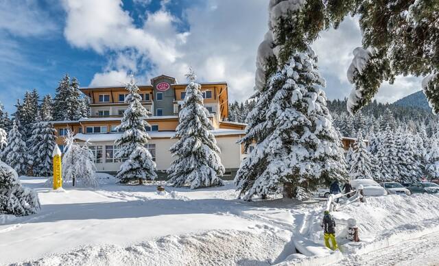 Rodinná dovolenka aj počas jarných prázdnin s polpenziou a procedúrami v Nízkych Tatrách