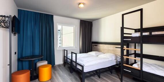 Moderní ubytování v Salzburgu pro 2 dospělé a až 2 děti do 17 let zdarma/Rakousko - Salzburg