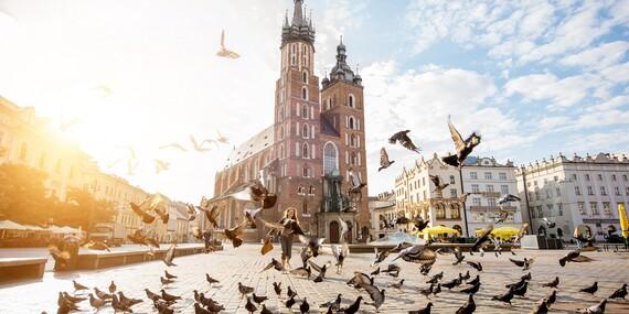 Pobyt se stravou a wellness v 4 * hotelu Sympozjum se snadným přístupem do centra Krakova/Krakov - Poľsko