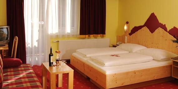 Alpské lyžování v lázeňském hotelu Margarethenbad **** v Rakousku s polopenzí a wellness/Rakousko - Korutany