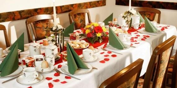 Romantický pobyt v Pensionu Lucie**** v Praze se snídaní a platností až do března 2020/Praha