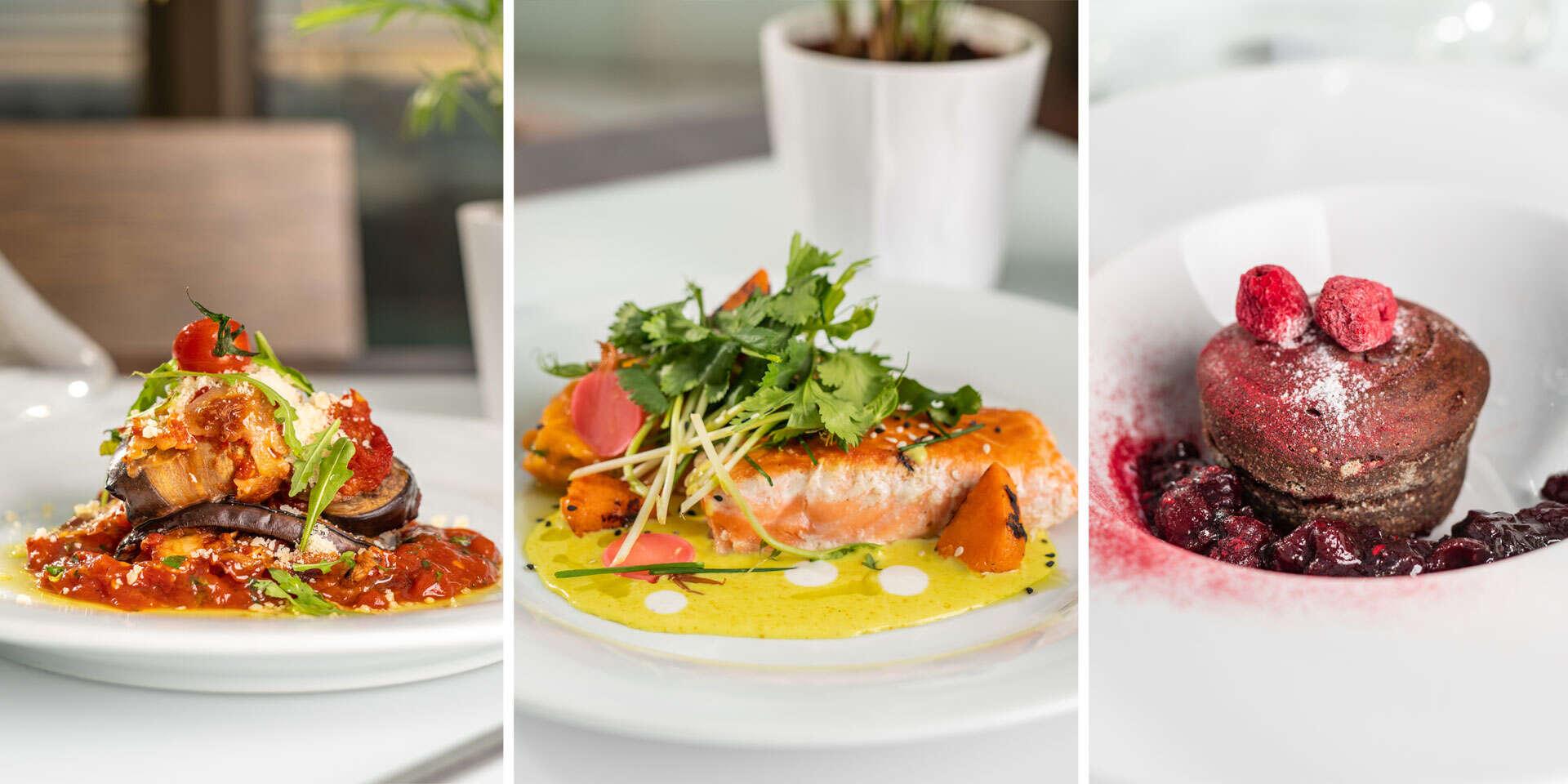 Valentín bude a hotovo! 3-chodová take away večera pre 2 osoby pripravená s láskou od Restaurant Parlament
