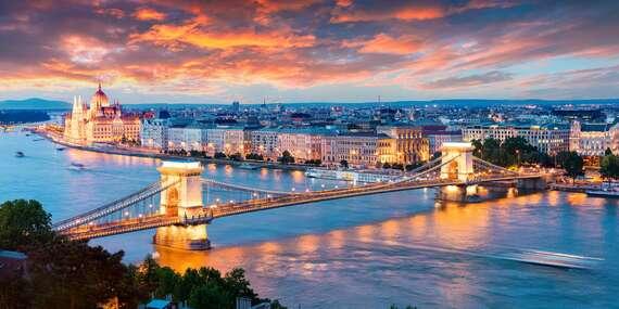 Mediterran Hotel Budapest**** s neobmedzeným wellness a dieťaťom do 12 rokov zdarma/Maďarsko - Budapešť