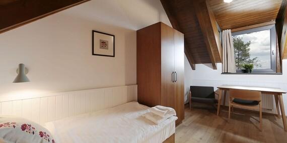 Romantický pobyt pri Domaši v hoteli Zelná Lagúna****/Domaša