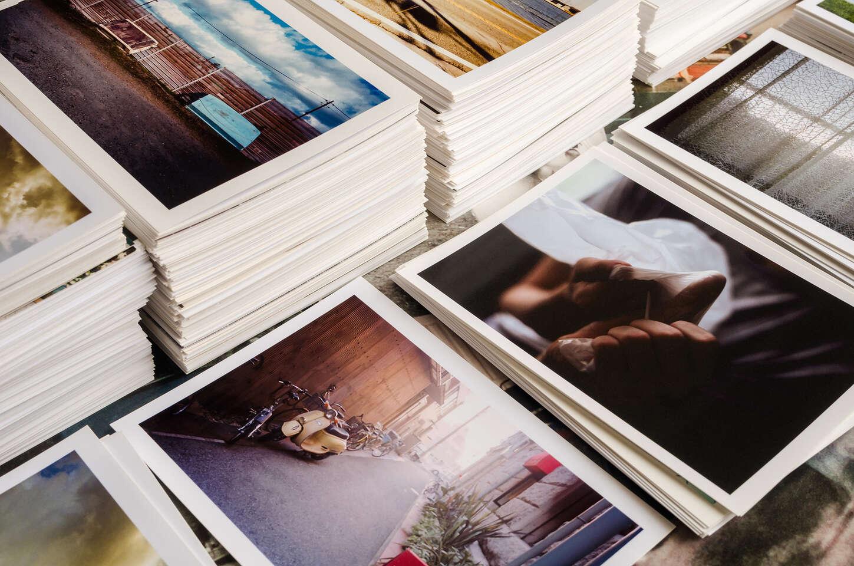 Vyvolanie fotografií na kvalitný fotopapier