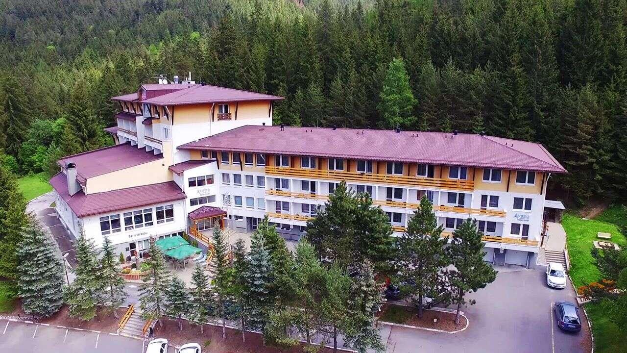 Dovolenka v krásnom a tichom horskom prostredí Jánskej doliny s procedúrami a polpenziou v hoteli AVENA RELAX HOTEL***