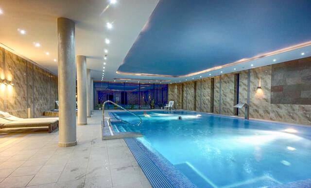 Zima v hoteli Bachledówka & SPA*** s polpenziou a neobmedzeným wellness