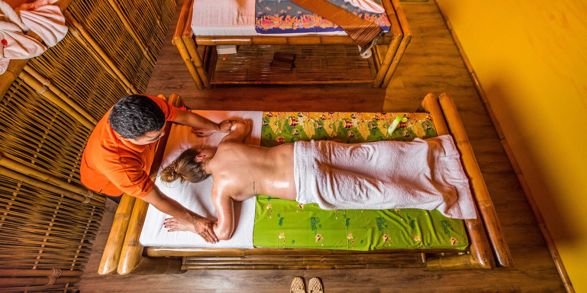 Exkluzívna thajská olejová masáž v jednom z najobľúbenejších salónov v centre mesta, nové voľné termíny