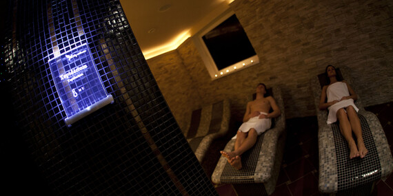 Vstup do vitálneho sveta City wellness na 2 hodiny aj s masážou/Košice - Staré Mesto