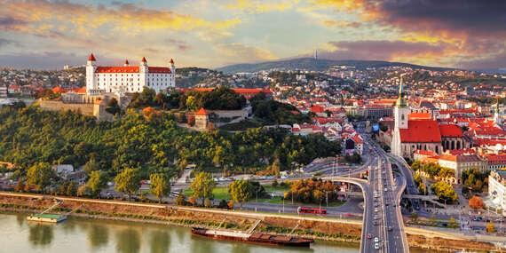 Prehliadka Bratislavy so súkromným sprievodcom / Bratislava