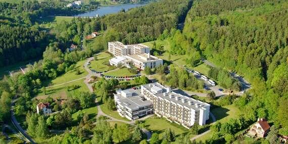 Celoroční pobyt v hotelu Harmonie v Luhačovicích s polopenzí či all inclusive a wellness/Luhačovice