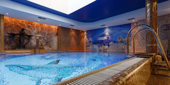 Boutique Spa Hotel Aqua Marina **** v Karlových Varech s polopenzí, procedurami a volným vstupem do wellness/Karlovy Vary