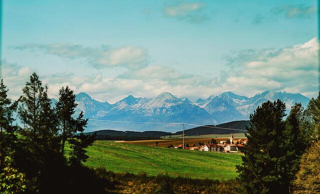 Veľká noc v Slovenskom raji, ktorý je jedným z najnavštevovanejších kútov Slovenska.